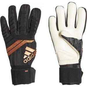 Brankářské rukavice adidas Performance PRE PRO (Černá   Oranžová) - Glami.cz e08a753e7c