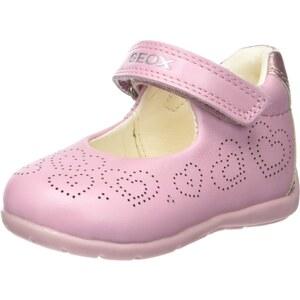 geox b kaytan b ballerines b b fille rose lt pink 21 eu. Black Bedroom Furniture Sets. Home Design Ideas