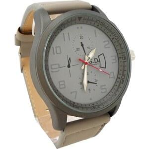 G.D Pánské hodinky GD Sport šedé 045P - Glami.cz d3092faaf4
