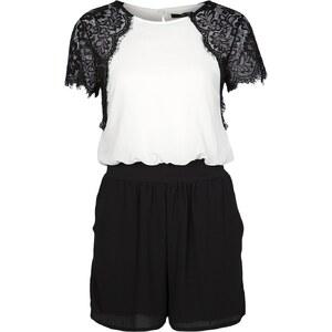 TFNC LAVA Jumpsuit black/white
