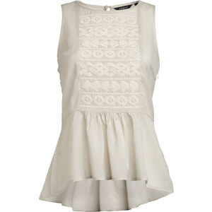 Lindex Peplum blouse