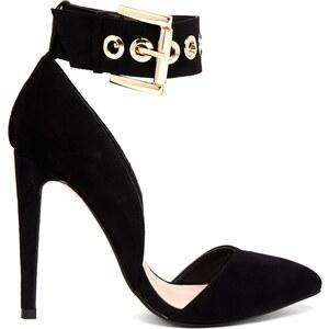 ASOS - PROSPECT - Spitze Schuhe mit hohem Absatz - Schwarz