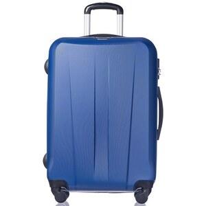 82cf303b4c Puccini cestovné kufre na 4 kolieskach 65 litrov modré ABS03B 7 - Glami.sk
