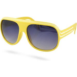 5d3187237 EverShade Žlté slnečné okuliare Millionaire Style - Glami.sk