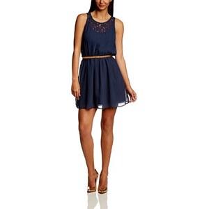 ONLY Damen Kleid MADELAINE DRESS WVN