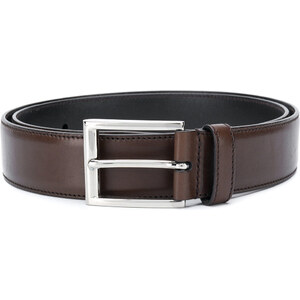 Prada rectangle buckle belt - Brown - Glami.sk 36062d15b26