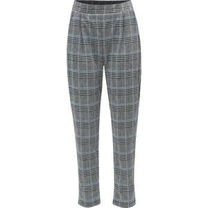 12f3b3efaf4 Modro-černé vzorované kalhoty VERO MODA Blair - Glami.cz