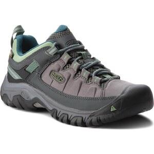 Trekingová obuv KEEN - Targhee Exp Wp 1017746 Steel Grey Basil - Glami.sk 2e1b16cf03a