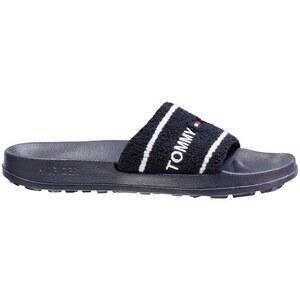 Dámské pantofle Tommy Hilfiger BEACH SLIDERS - Glami.cz ae7fb10ac7