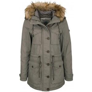 70349f1f91 DreiMaster dámský kabát XL khaki - Glami.cz