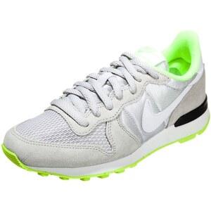 Nike Sportswear INTERNATIONALIST Sneaker light ash grey/white/volt/black