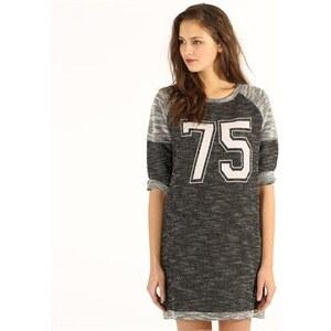 PIMKIE Sweatshirt-Kleid mit geflocktem Logo 75