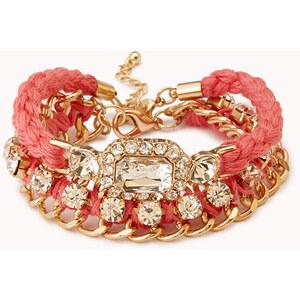 FOREVER21 Glamouröses Armbandset