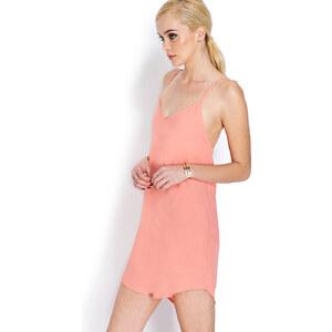 FOREVER21 Kleid mit V-Ausschnitt