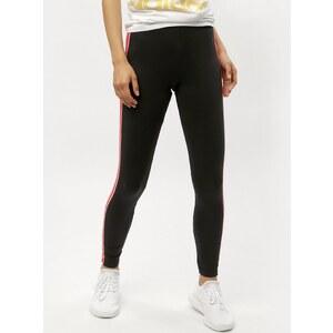 48b5e9f2dabd Čierne dámske legíny s pruhmi adidas Originals - Glami.sk