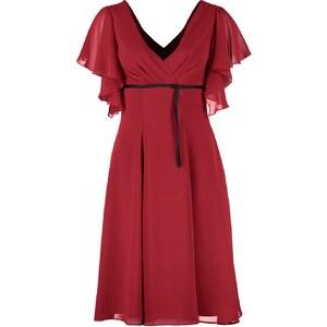 Swing Cocktailkleid / festliches Kleid red