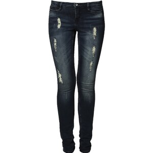 Vero Moda WONDER Jeans Slim Fit medium blue denim