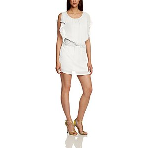 VERO MODA Damen Cocktail Kleid SMAILE SS SHORT DRESS