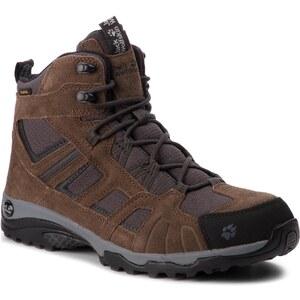 Bakancs JACK WOLFSKIN - Vojo Hike Mid Texapore Men 4011361 Dark Wood -  Glami.hu ba3aa2d636