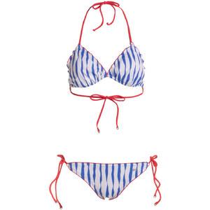 TOMMY HILFIGER Triangel-Bikini BOSTON weiß