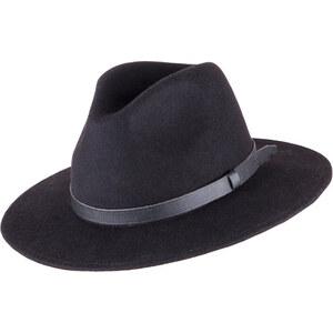 0f483489e94 Černý pánský klobouk Assante 85003 - Glami.cz