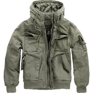 c2f79d964f Brandit Bronx téli kabát, oliv - Glami.hu