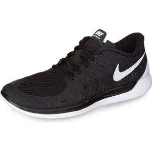 Nike Laufschuhe FREE 5.0 schwarz