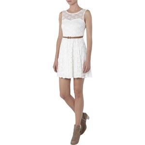 Glamorous Minikleid aus feiner Spitze