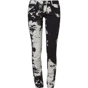 Cimarron JACKIE TIE AND DIE Jeans Slim Fit black/white