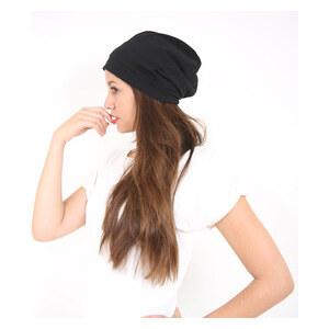 Lena Schokolade Mütze schwarz