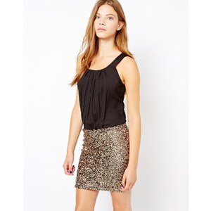 Only Sequin Skirt Dress