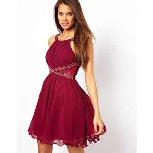 Little Mistress – Verziertes Ballkleid