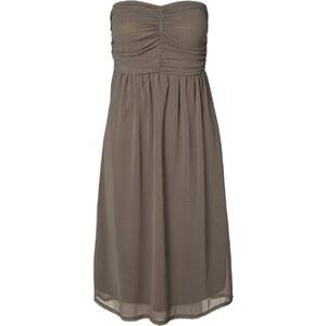 Vero Moda Cocktailkleid / festliches Kleid medium grey melange