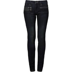 Mos Mosh BERLIN Jeans Slim Fit dark blue denim