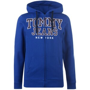 Pánská mikina Tommy Hilfiger Jeans Ess Modrá - Glami.sk 95140de3445