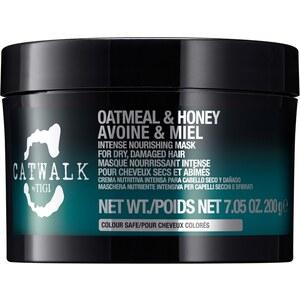 Tigi Catwalk - Masque capillaire avoine et miel 200 g - Clair