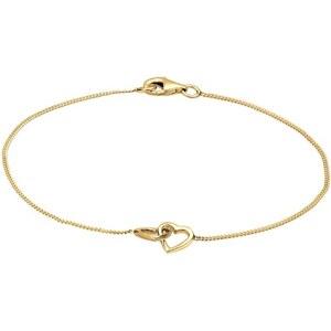 Goldhimmel Armband goldfarben