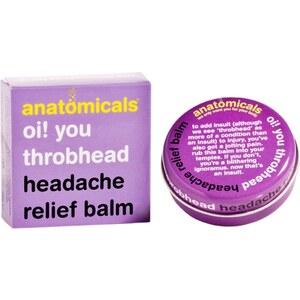 Anatomicals - Oi! You Throbhead - Baume contre le mal de tête 20 g - Clair