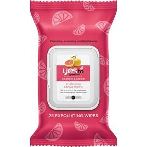 Yes To Grapefruit - Lingettes exfoliantes x 25 - Clair