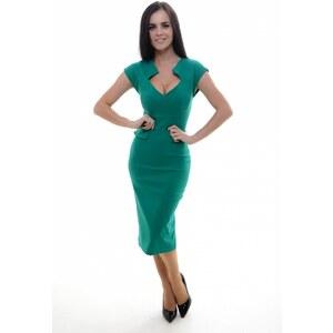 The Pretty Dress Company Harvard Jade Pencil dress