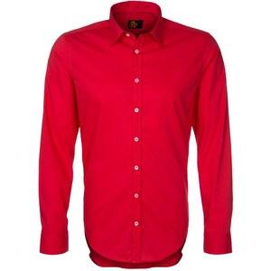 Seidensticker Uno Super Slim Hemd rot