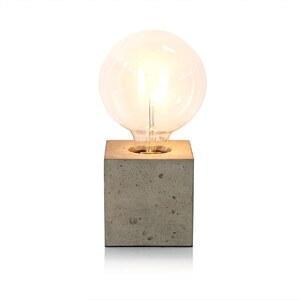 IMPRESSIONEN living Leuchtobjekt, modern, Beton