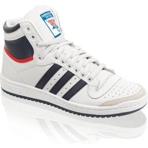 Top Ten Hi M Adidas Originals weiss