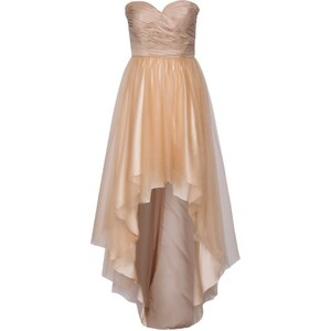 Unique Ballkleid creme