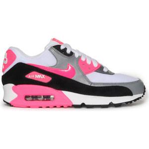Nike Air Max 90 Essentail Sneaker white hyper pink cool grey bla