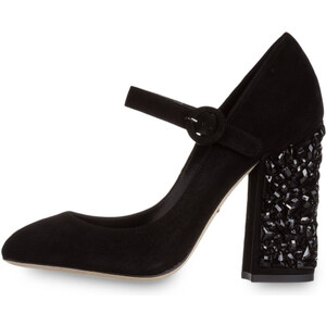 DOLCE&GABBANA Pumps VALLY schwarz