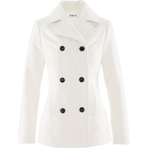 bpc bonprix collection Jacke in Wolloptik in weiß für Damen von bonprix