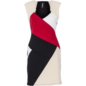 Kleid/Sommerkleid ohne Ärmel in schwarz von bonprix