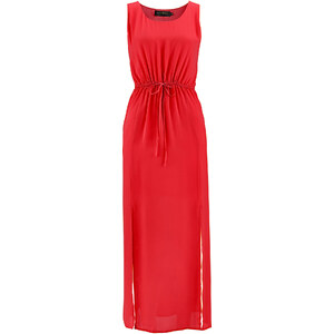 bpc selection Kleid, lang in rot von bonprix