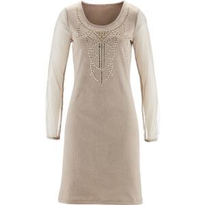 bpc selection premium Premium Shirtkleid in braun von bonprix